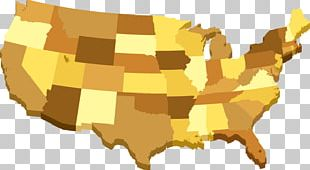 United States Map PNG
