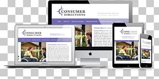 Web Page Responsive Web Design Digital Agency PNG