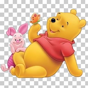 Winnie The Pooh Piglet Eeyore Winnie-the-Pooh The House At Pooh Corner PNG