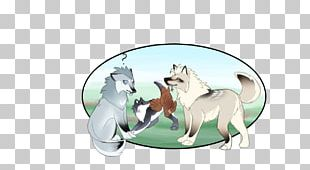 Dog Cat Horse Cartoon PNG