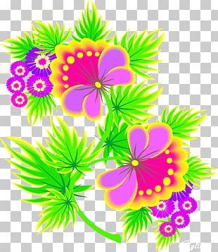 Flower Floral Design Ceramic PNG