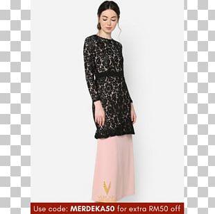Baju Kurung Robe Sleeve Kebaya Tops PNG
