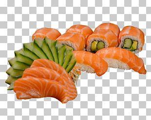 California Roll Sashimi Sushi Makizushi Smoked Salmon PNG