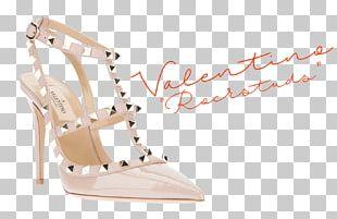 Court Shoe Valentino SpA Fashion High-heeled Shoe PNG