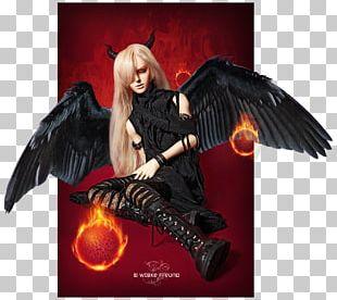 Fallen Angel Devil Demon PNG