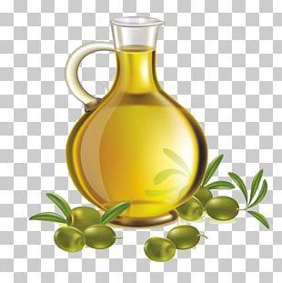 Olive Oil Vegetable Oil Peanut Oil PNG
