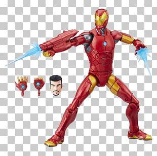 Black Panther Iron Man Carol Danvers Black Widow Marvel Legends PNG