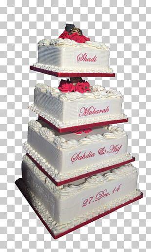 Wedding Cake Torte Layer Cake Cream Bakery PNG