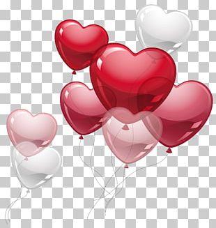 Heart Balloon PNG