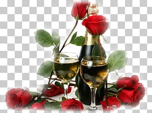 Red Wine Rosxe9 Valentines Day Rose PNG
