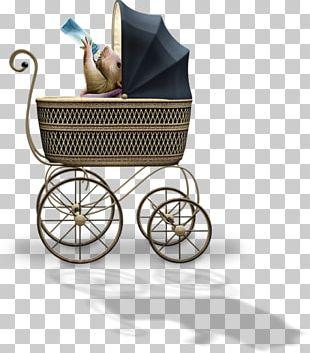 Baby Transport Cart Infant Child PNG