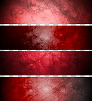 Red Textile Pattern PNG