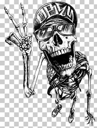 Drawing Skull Artist Skeleton PNG