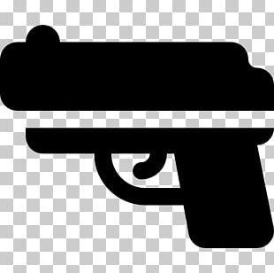 Pistol Weapon Computer Icons Gun PNG
