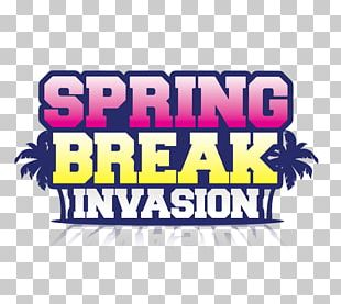 Spring Break Flyer Brochure PNG