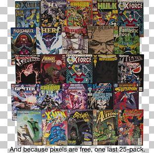 Free Comic Book Day Marvel Comics PNG