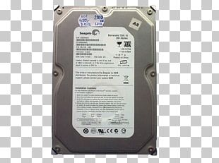 Hard Drives Seagate Technology Seagate Barracuda Serial ATA Seagate Cheetah 15K HDD PNG