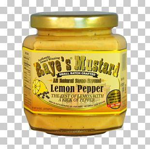 Mustard Winter Garden Flavor Ounce PNG