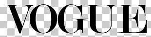 Vogue India Fashion Magazine Logo PNG