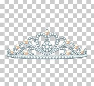 Earring MikuMikuDance Crown Tiara Jewellery PNG