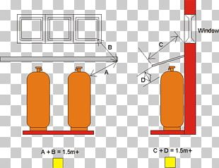 Gas Cylinder Liquefied Petroleum Gas Bottle PNG