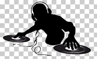 Disc Jockey Music DJ Mixer Podcast Nightclub PNG