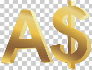 Australian Dollar Dollar Sign United States Dollar Currency Symbol PNG