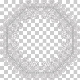 Paper Doily Scrapbooking Lace Embellishment PNG