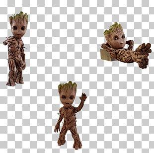Baby Groot Gamora Rocket Raccoon Thanos PNG