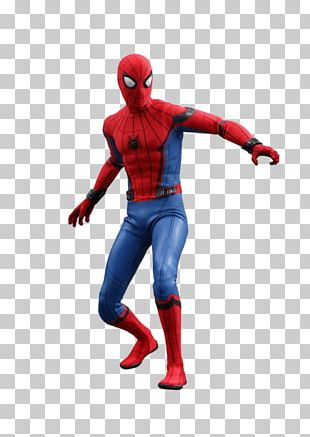 Spider-Man: Homecoming Iron Man Action & Toy Figures Hot Toys Limited PNG