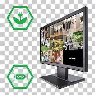 Lorex Technology Inc Computer Monitors Wireless Security Camera Closed-circuit Television PNG
