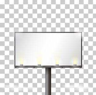 Billboard Advertising Board PNG