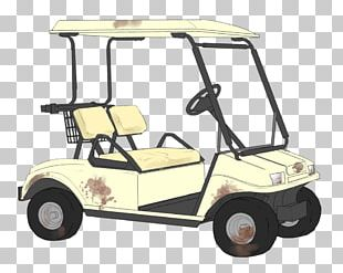 Cart Golf Buggies Electric Vehicle PNG