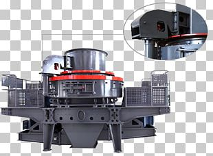 Machine Crusher Backenbrecher Architectural Engineering Concrete PNG