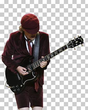 AC/DC Bass Guitar Musical Ensemble Concert Electric Guitar PNG