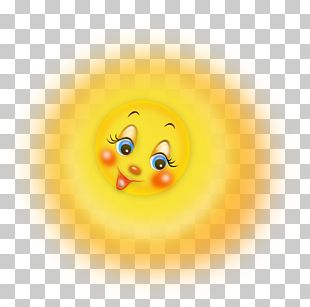 Smiley Text Computer PNG