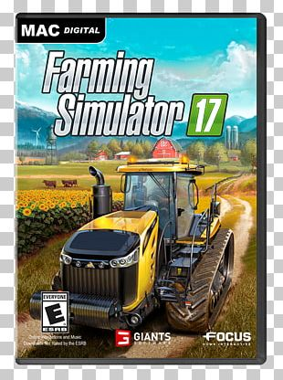 Farming Simulator 17: Platinum Edition PlayStation 4 Agriculture Video Game PNG