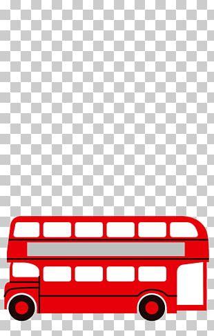 Hong Kong Bus Public Transport Coach PNG