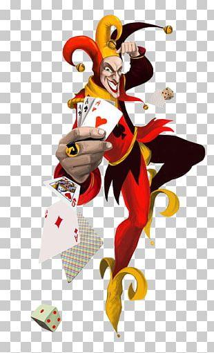 Joker Video Poker Playing Card Card Game PNG