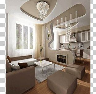 Living Room Ceiling Interior Design Services House PNG