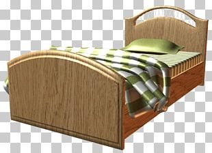 Bed Frame Bed Sheet Pillow Mattress PNG