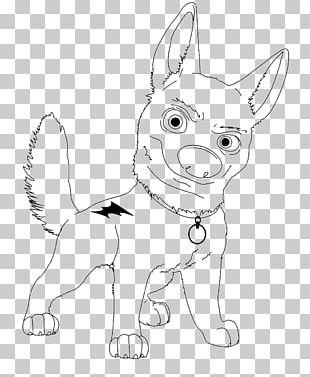 Bolt Coloring Book Dog Colouring Pages Drawing PNG