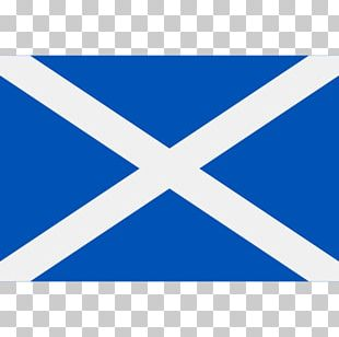 Flag Of Scotland National Flag St Andrews Saltire PNG