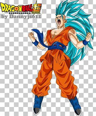 Goku Gotenks Vegeta Trunks PNG