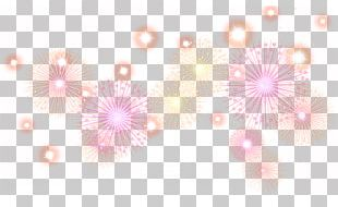 Pink Computer Pattern PNG