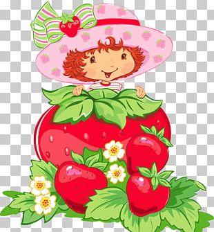 Strawberry Shortcake Frutti Di Bosco Milk PNG