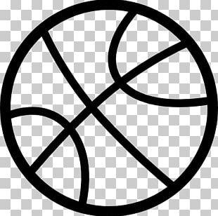 Oklahoma City Thunder Outline Of Basketball Sport PNG