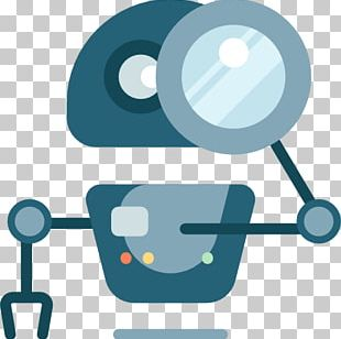 Robotics Chatbot Magnifying Glass Computer Icons PNG