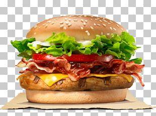 Chicken Sandwich Crispy Fried Chicken Hamburger Burger King Specialty Sandwiches Cheeseburger PNG