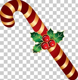 Christmas Tree Candy Cane PNG